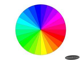 色彩理论在摄影中的运用