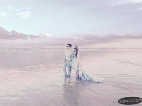 海景婚纱摄影
