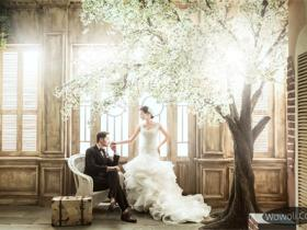 哈尔滨婚纱摄影