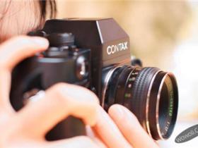 康泰时Contax AX相机