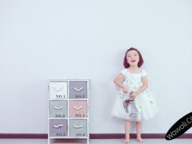 儿童摄影背景怎样布置
