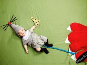 10个创意儿童摄影技巧