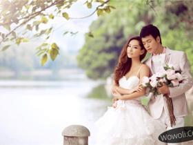 上海婚纱摄影工作室