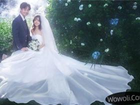 温州全城热恋婚纱摄影